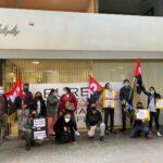 Segueix el conflicte sindical amb EUREST!