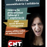 [Campanya afiliació] Presentació de la CNT-AIT de Barcelona al Ateneu