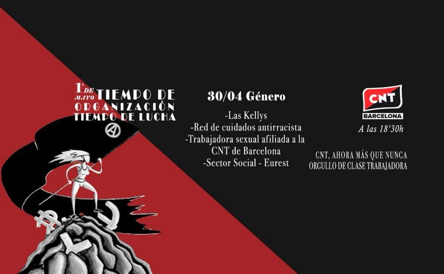 PRIMER DE MAIG | Sectors feminitzats i treballadores no regularitzades