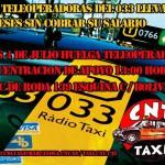 Teleoperadores en lluita: la situació del 033 és insostenible