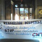 Hoteles Catalonia despide, nosotras/os respondemos!