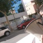 Concentración solidaria en Madrid por la readmisión del compañero despedido de Aldeas Infantiles SOS de Cataluña