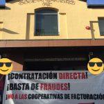 MANIFEST DE LES TREBALLADORES DEL SECTOR DE LA CULTURA I ELS ESPECTACLES