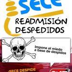 SECE: financiando despidos con tus impuestos