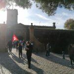 Noves accions informatives de la Secció CNT-ALS al Castell de Montjuïc