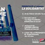 La Canadenca: La solidaritat