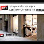 Mobilitzacions a Barcelona per l'incompliment del Conveni en Ale-Hop