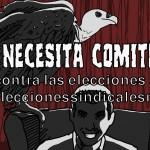 Campanya contra les eleccions sindicals!