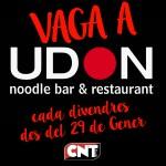 Las trabajadoras de UDON dicen basta: huelga todos los viernes a partir del 29 de enero!
