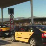Taxista de la cnt és amenaçat i insultat a l'aeroport durant l